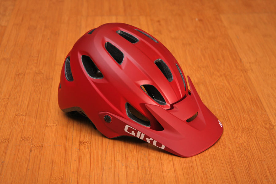 giro chronicle matte red