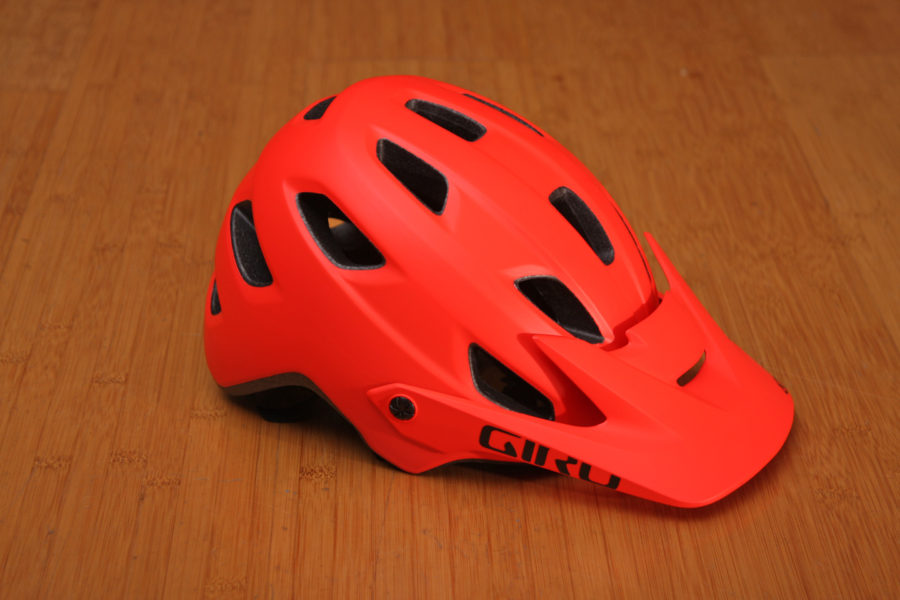 giro chronicle orange