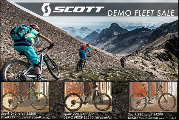 scott demo sale2018