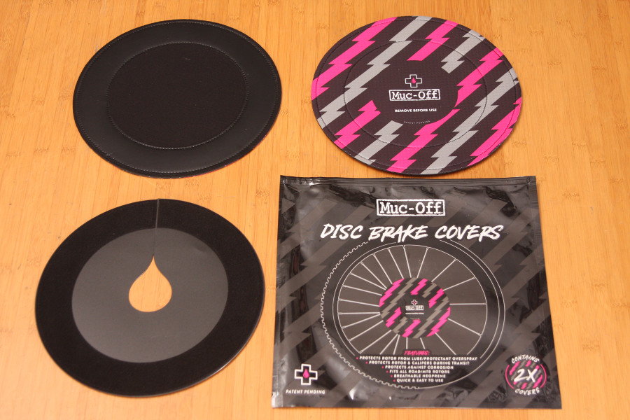 mucoff disc protector